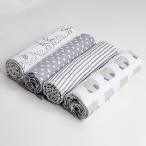 Baby Swaddles 100% Cotton