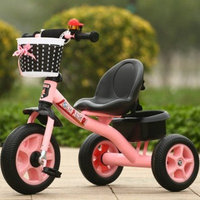 Kids Tricycle Stroller Bicycle