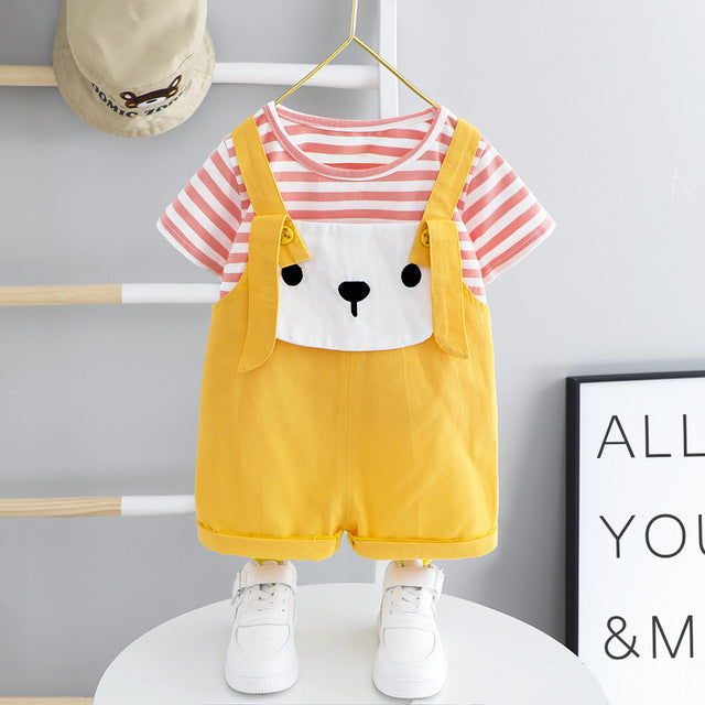 Toddler Baby Boys Clothes Sets