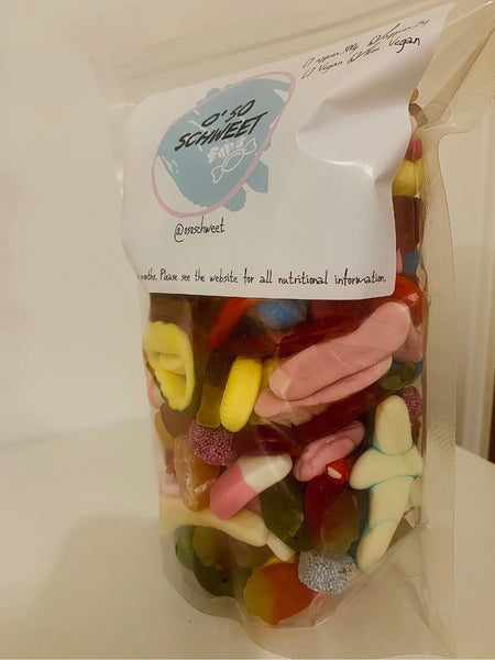 1kg Non-Fizzy Sweets