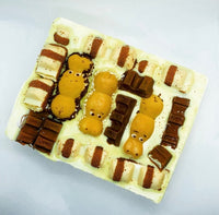 Chocolate Slabs Variations
