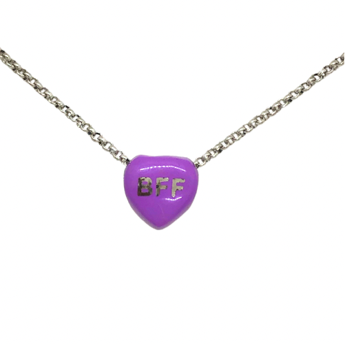 BFF Sweethearts Necklace