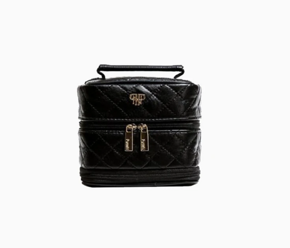 Tiara Weekender Jewelry Case- Timeless Quilted