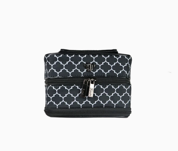 Tiara Vacationer Jewelry Case – Quatrefoil