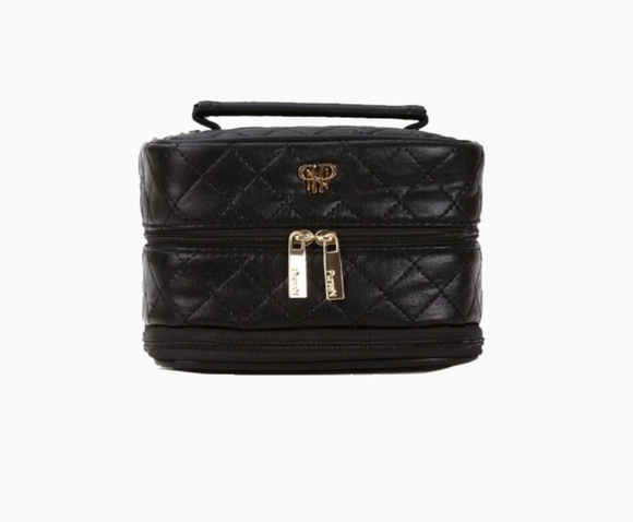 Tiara Vacationer Jewelry Case – Timeless Quilted