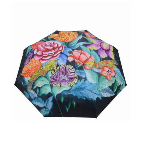 Vintage Bouquet Umbrella