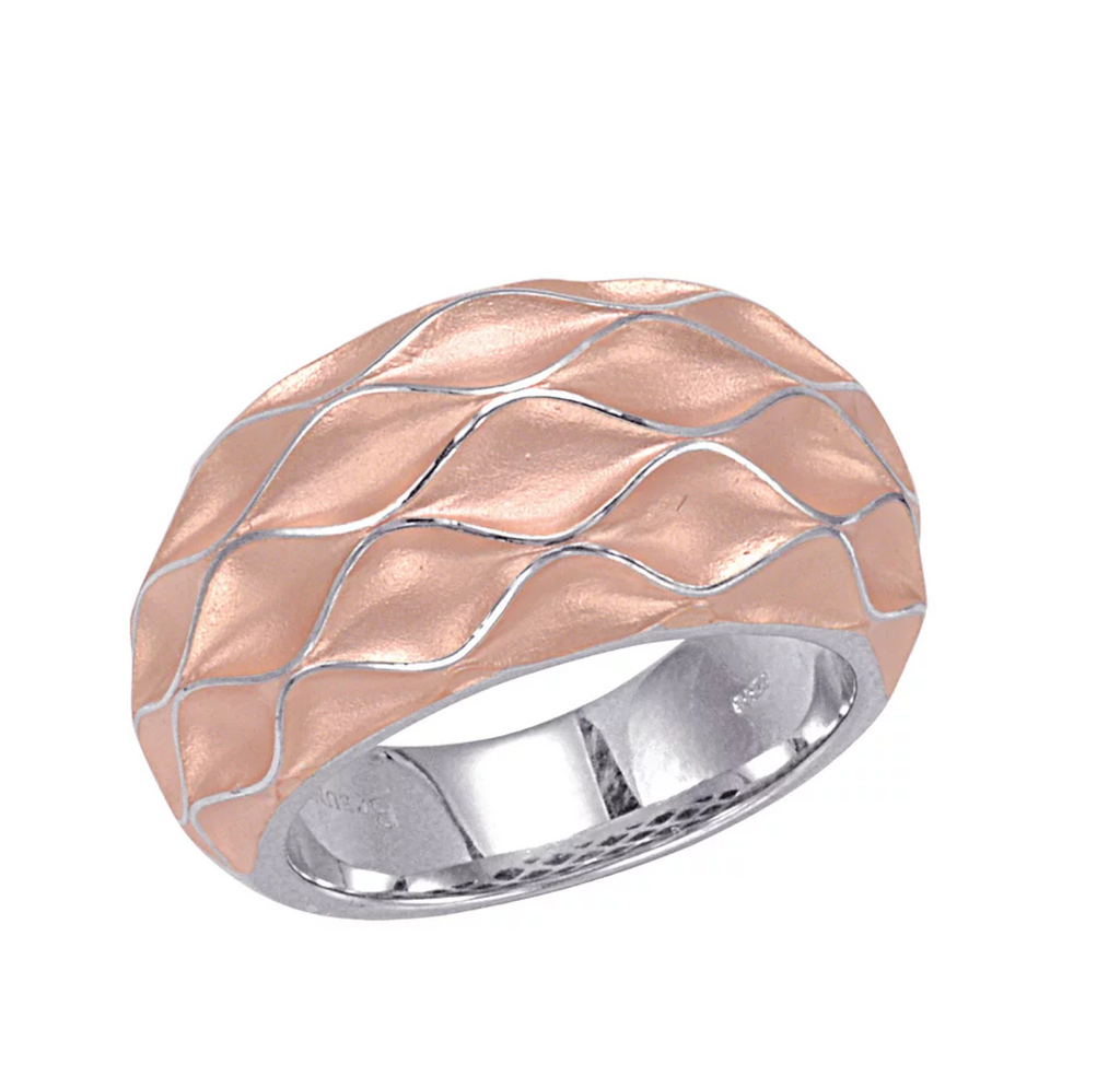 Breuning Rose Gold Ring