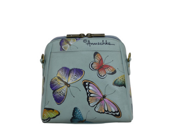 Butterfly Heaven Zip Around Travel Organizer