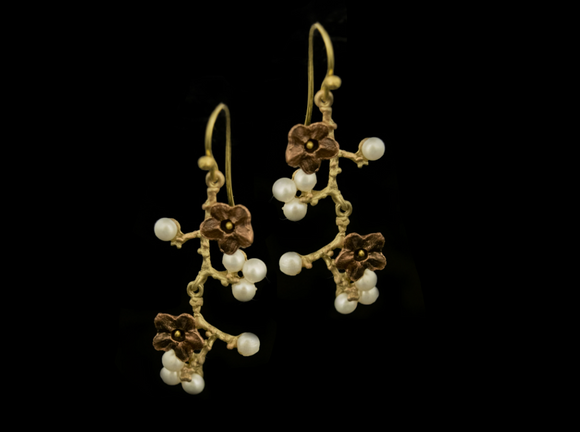 Ume Branch Earrings