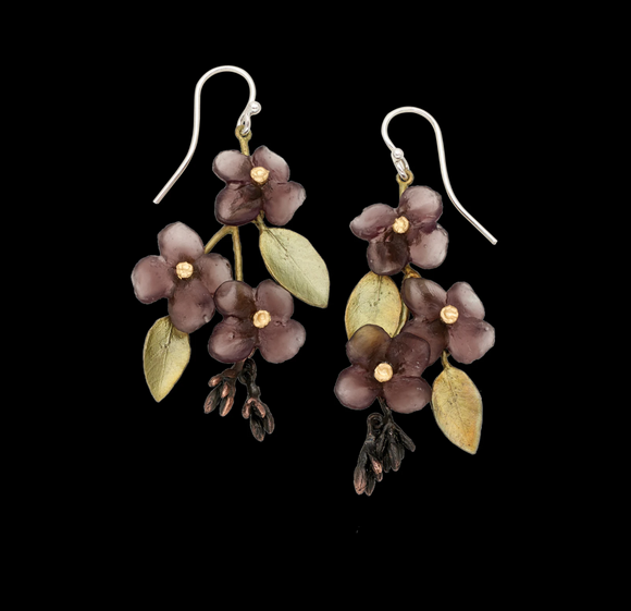 Wood of Life Statement Earrings