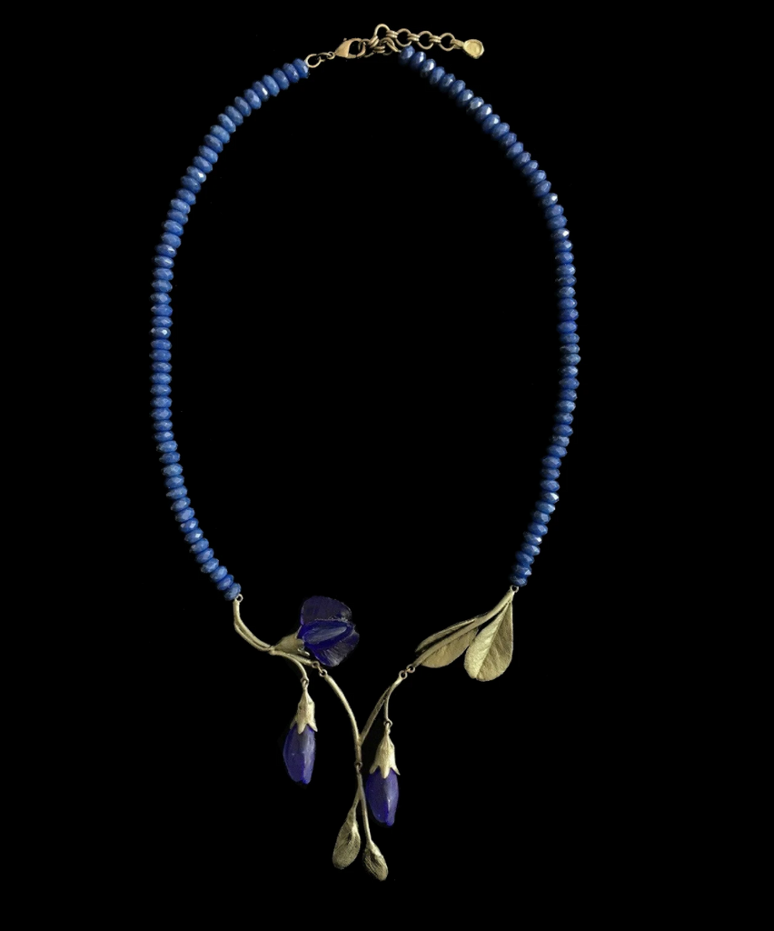 False Indigo Necklace