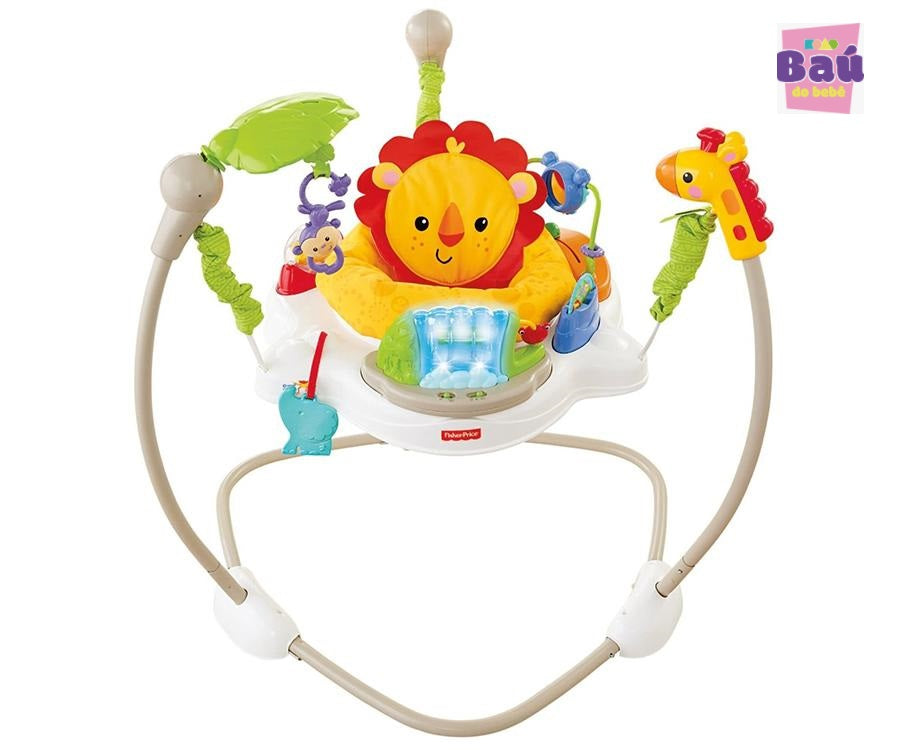 Jumperoo Lion