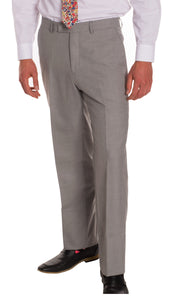 Light Grey Regular Fit Suit - 2PC - FORD - Giorgio's Menswear