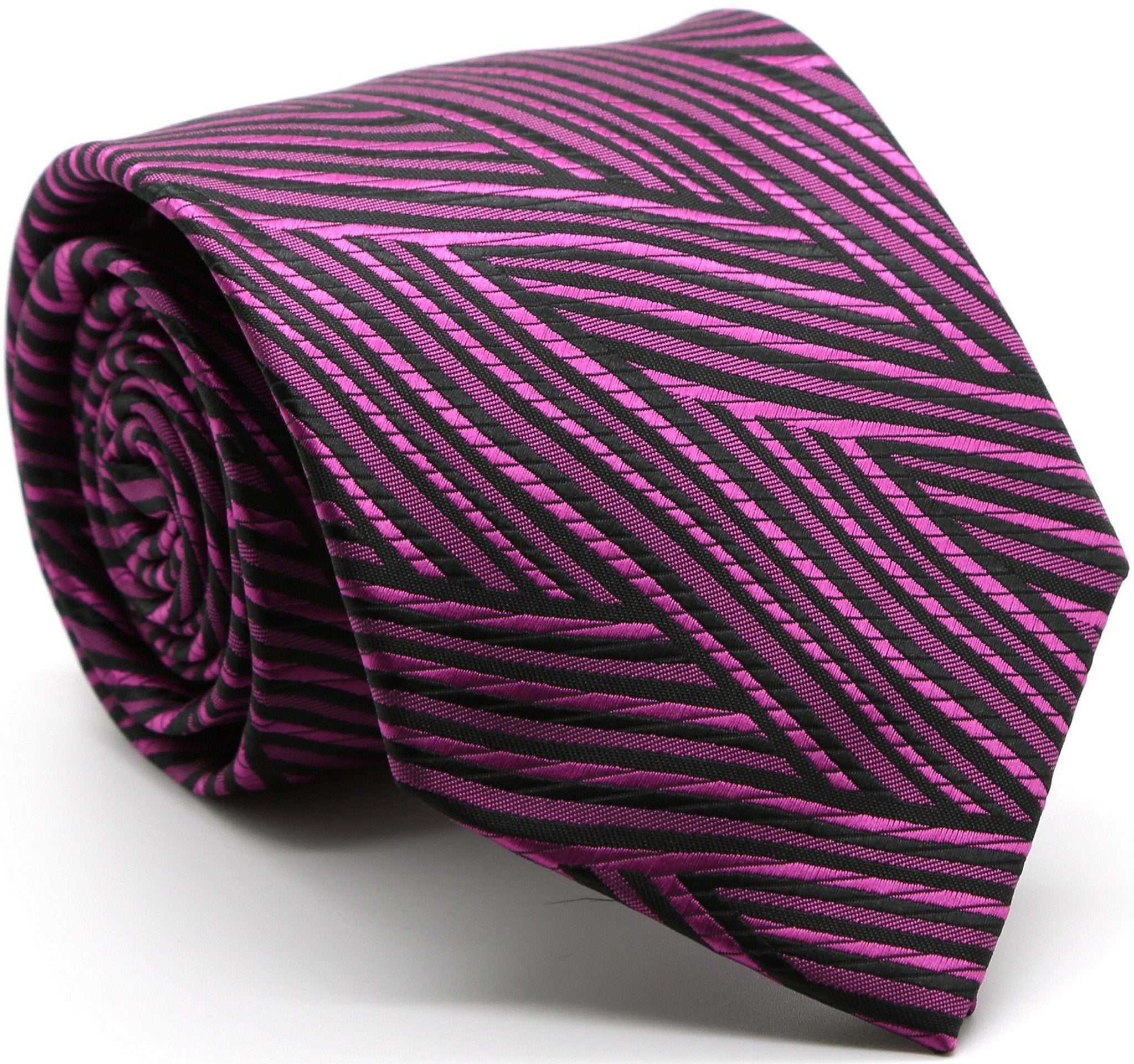 Premium Italian Striped Ties - Giorgio's Menswear