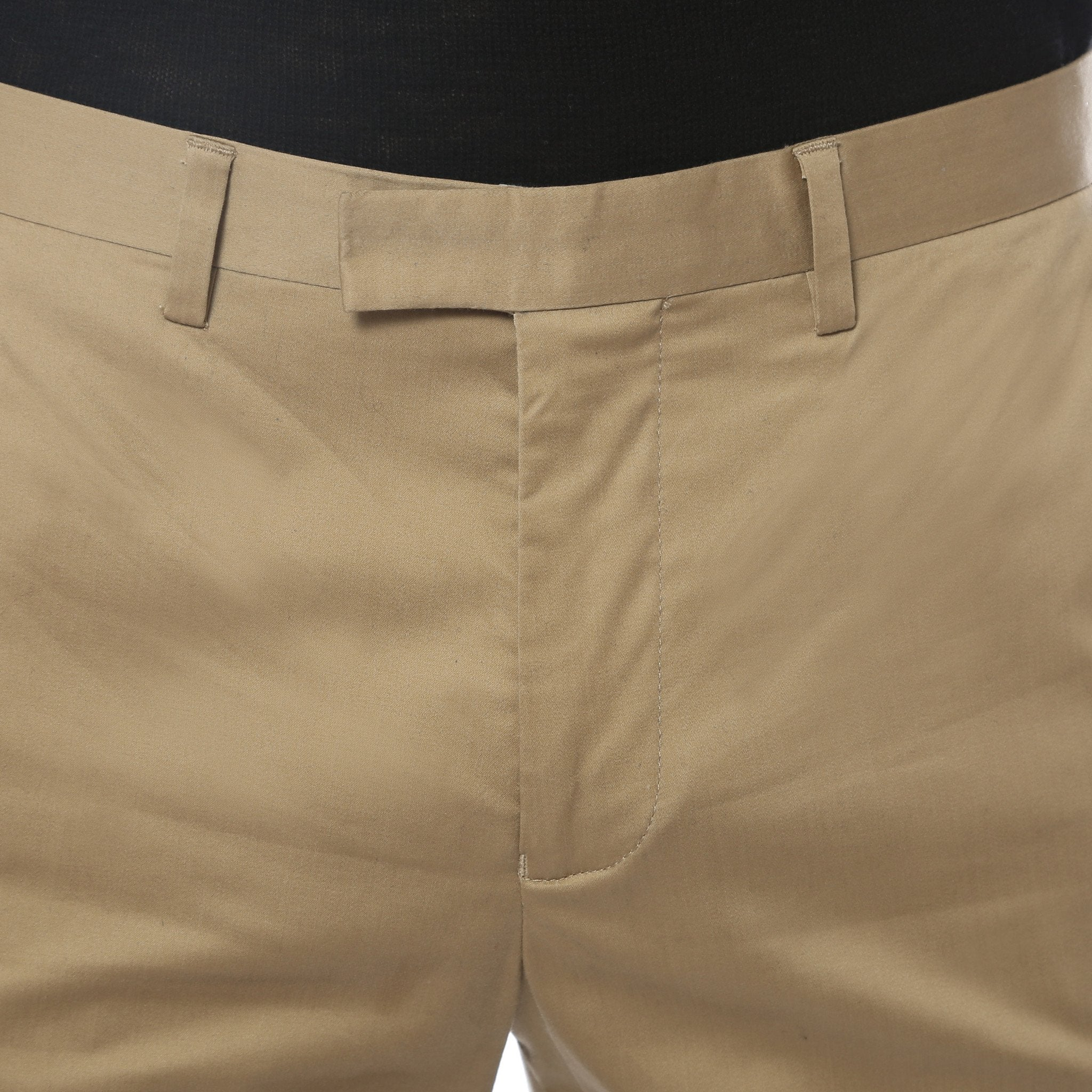 Zonettie Kilo Khaki Straight Leg Chino Pants - Giorgio's Menswear