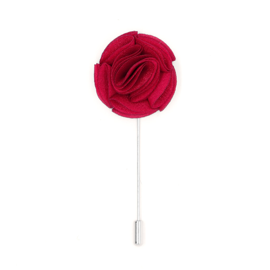 Ramona 13 Red Lapel Pin - Giorgio's Menswear