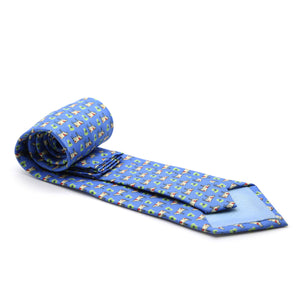 Cash Cow Royal Necktie with Handkerchief Set - Giorgio's Menswear