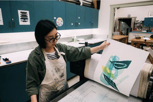 About the Artist: Marissa Eshima