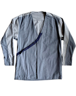 将图片加载到图库查看器,JACKET WITH LAPEL STRAP AND POCKETS