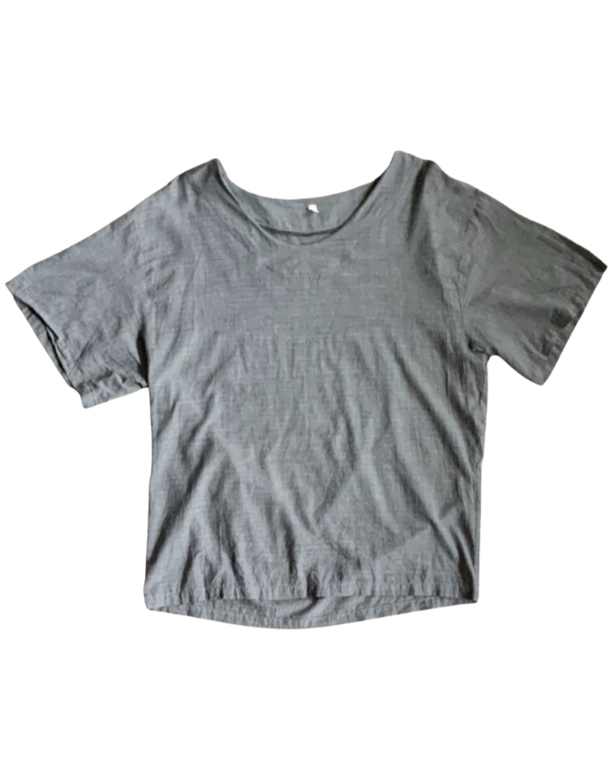 BIG SQUARE TEE SHIRT