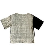 Load image into Gallery viewer, BIG SQUARE TEE SHIRT DISTRESSED QUAD