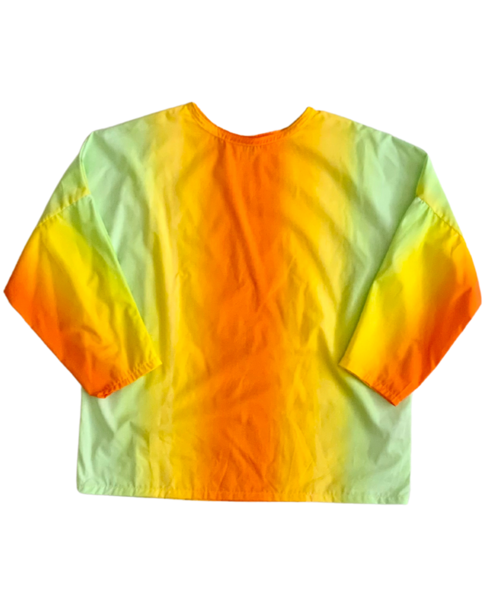 GRADIENT RAGLAN SLEEVE TOP