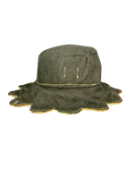 Load image into Gallery viewer, PETAL BUCKET HAT EMBROIDERED PAISLEY 1