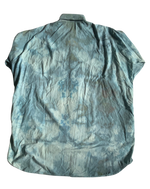 Load image into Gallery viewer, BIG OVERCOAT BLUE TIE DYE
