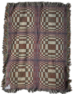 Load image into Gallery viewer, KARLOBUENOBELLO x CYC BINAKU WARP JACQUARD BLANKET