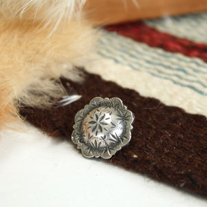 Concho Hat Pin