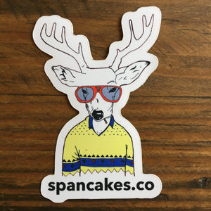 S. Pancakes Sticker Pack