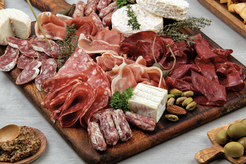 French Charcuterie Board