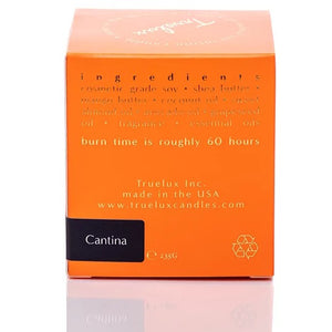 Cantina One Wick Lotion Candle
