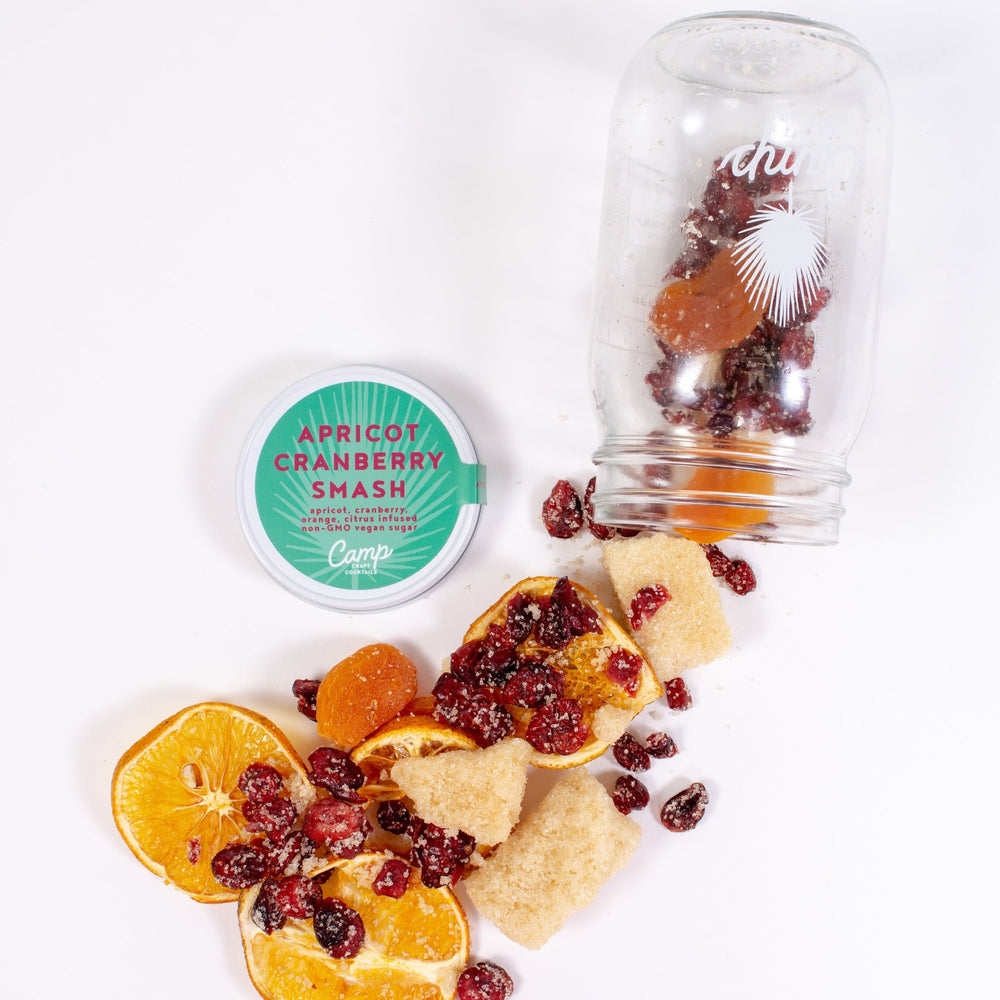 Apricot Cranberry Smash Cocktail Infusion Kit