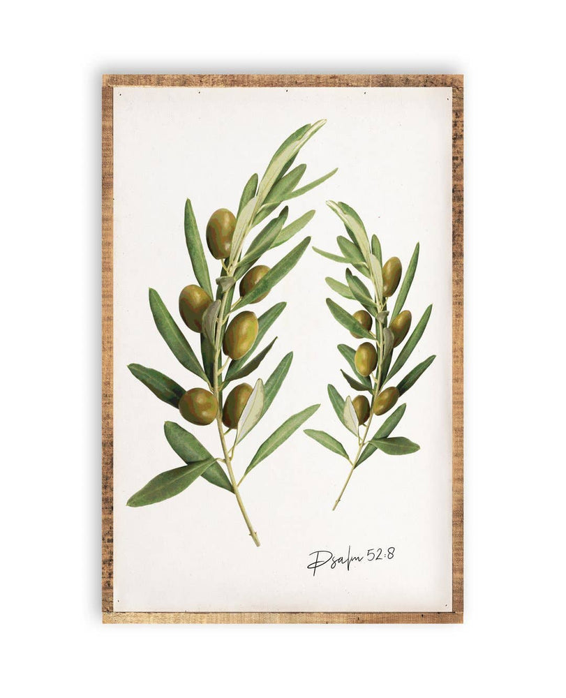 The Botanicals Greenery Wall Art Collection - Set of 4