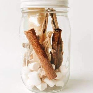 Home bar enthusiasts, gift, cocktail infusion kit, ginger root, vegan marshmallows, whole cinnamon, citrus-infused vegan non-GMO cane sugar, Christmas, Christmas Drink, Christmas Gift