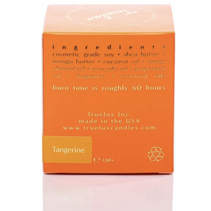 Tangerine One Wick Lotion Candle