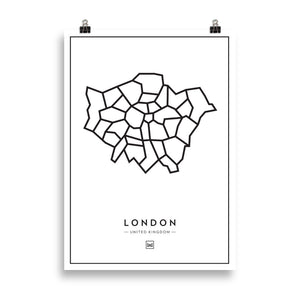 London - Poster
