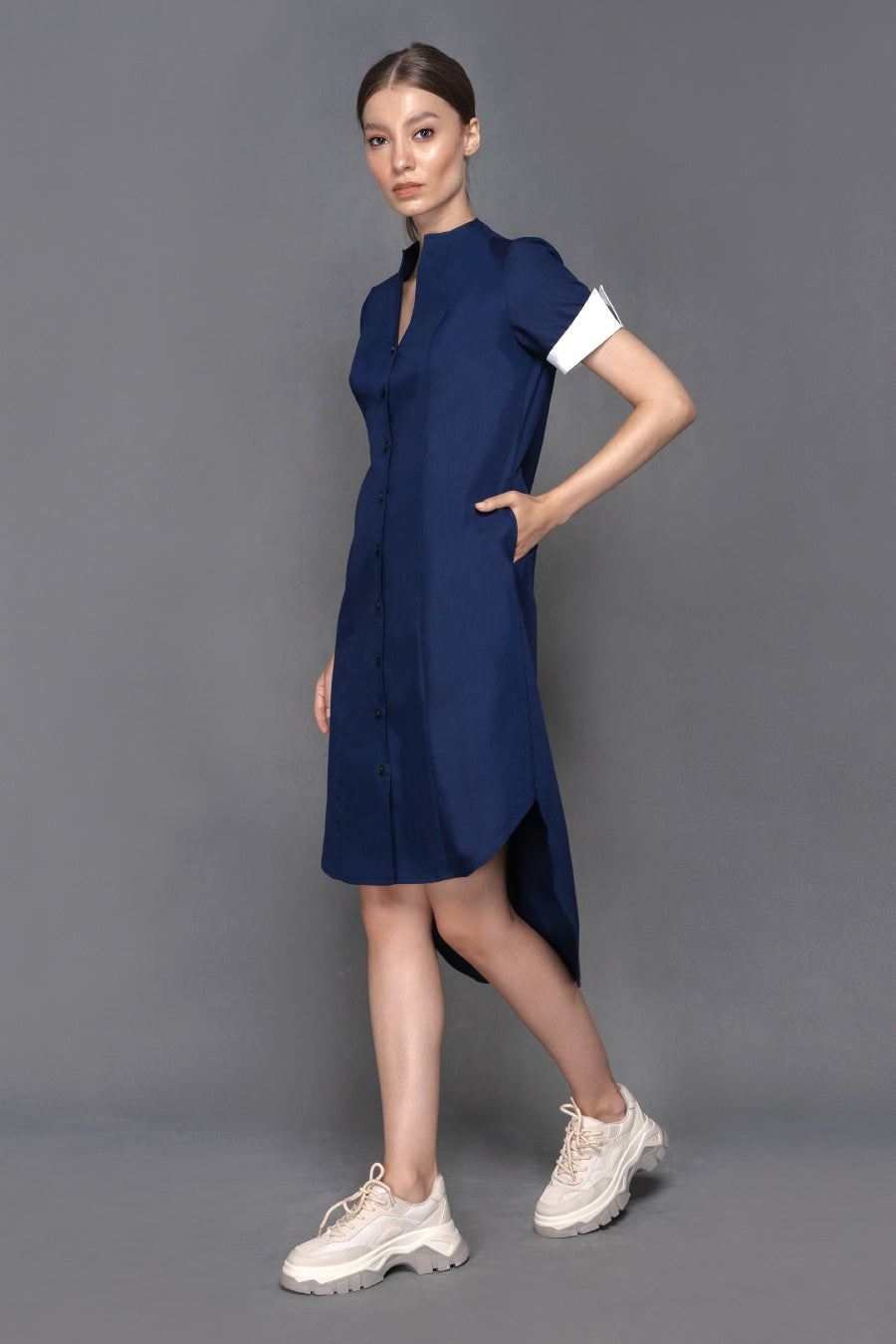 Jessie - Shirt Dress