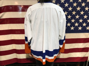 New York Islanders NHL 90's Ice Hockey Vintage Mens Jersey CCM for Gerry Cosby Madison Square Gaarden