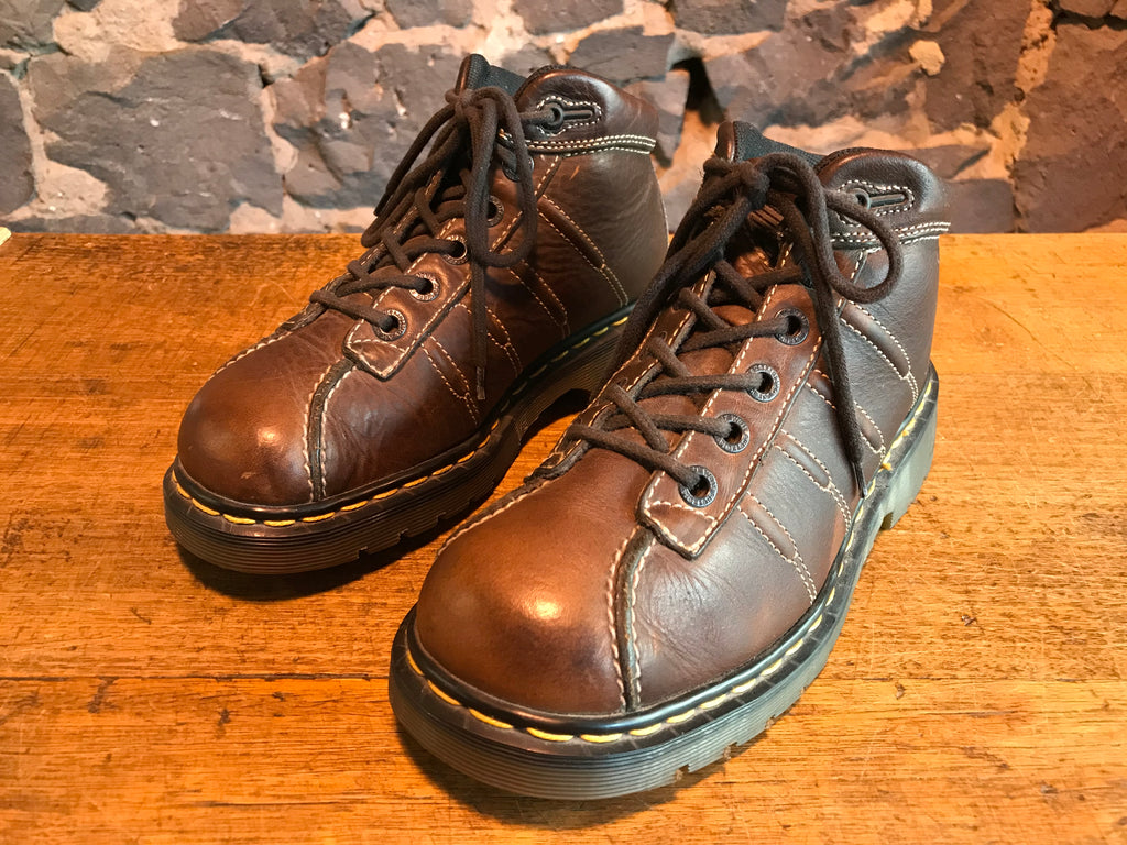 Dr Martens Women's Vintage Hiking Boots Size UK 4 Made in England