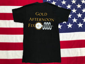 "The Church  "" Gold Afternoon Fix "" 1990 Original Vintage Rock T-Shirt by Screen Stars Made in USA"