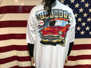 Jerry Lewis 3rd Annual MDA Labor Day Telethon 1999 Car Show Extraordinaire Vintage T-Shirt