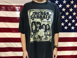 Black Sabbath 2004 Vintage Rock T-Shirt by Tennessee River