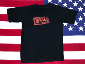 OZZY Osborne HELL 90's Original Vintage Rock T-Shirt ©️1997 Monowise Limited