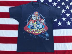 The Jetsons Vintage T-Shirt ©️1990 Hanna Barbera Productions INC  Made In USA