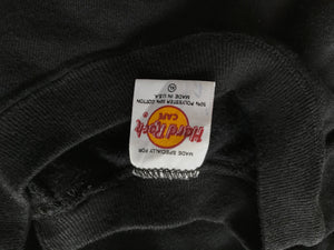 "Hard Rock Cafe "" Las Vegas "" 90's Vintage Crew Sweat Made In USA"