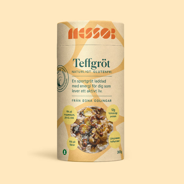 Teff Porridge - The Original - Messob