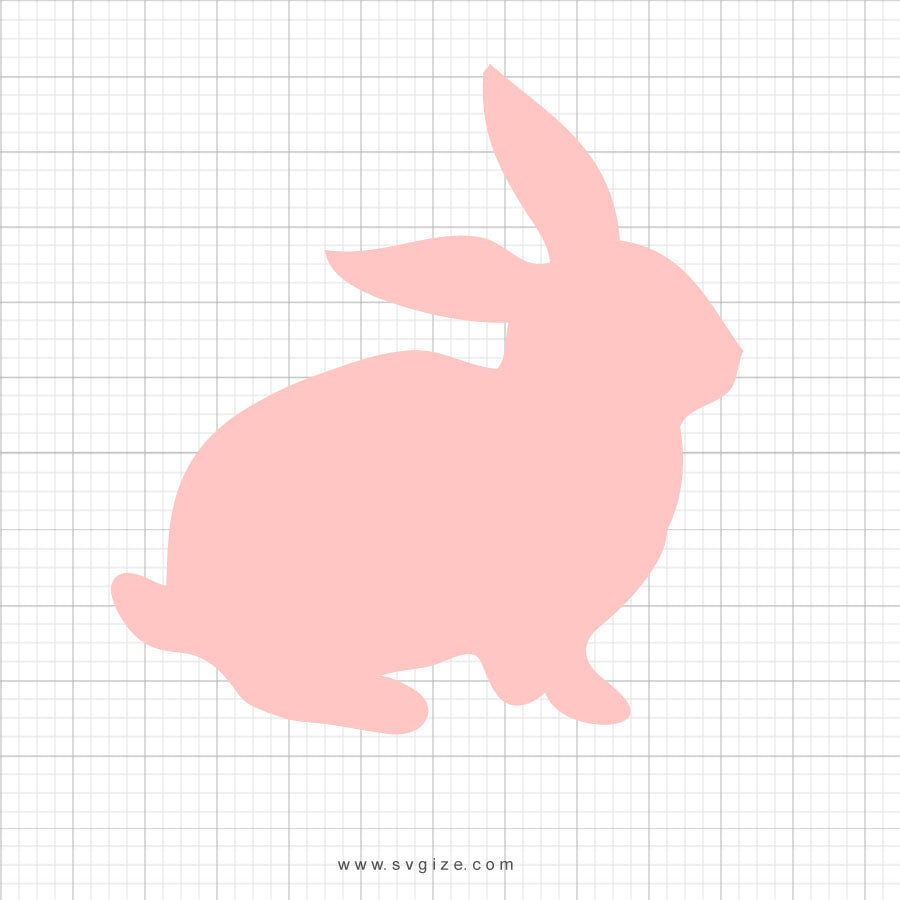 Bunny Svg Clipart