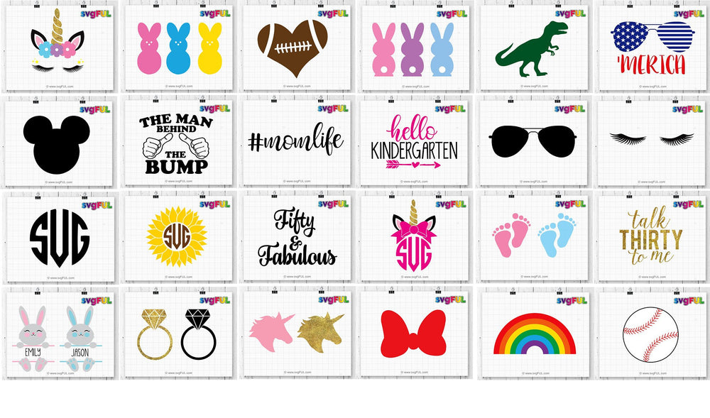 Craft Bundle Svg Clipart Printables - svgize